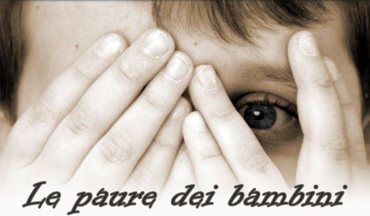 Paure dei bambini: come affrontarle con i fiori di Bach