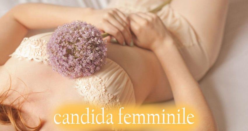 candida femminile fiori di Bach