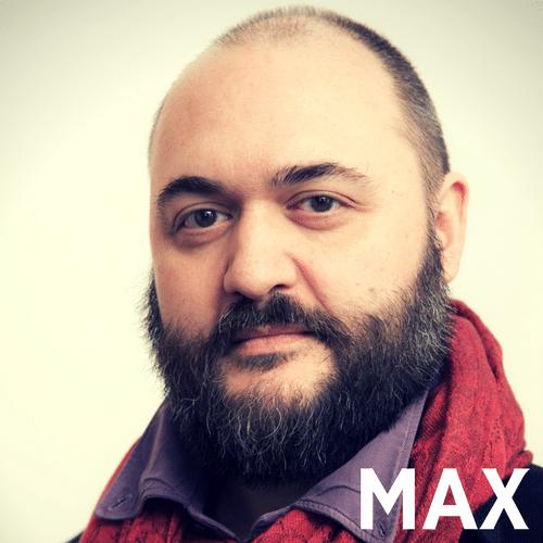 Max Volpi floriterapeuta