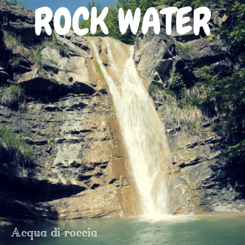 fiori di Bach Rock Water