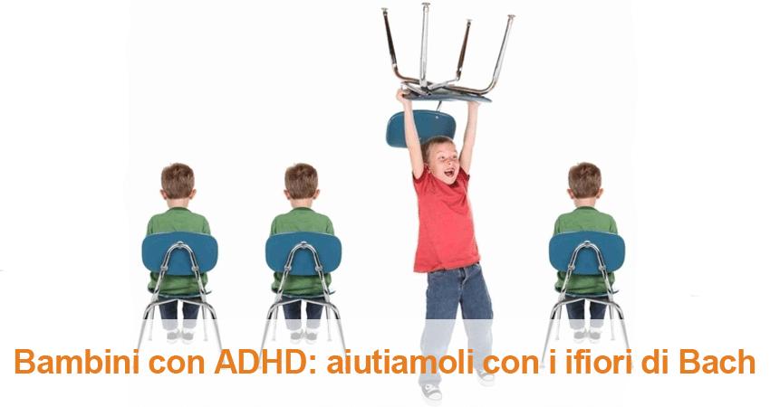 bambini con ADHD