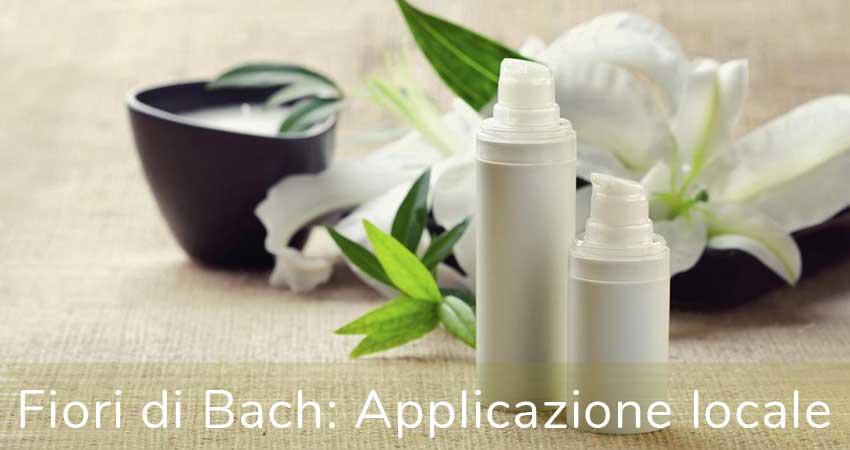 Fiori di Bach: Applicazione locale