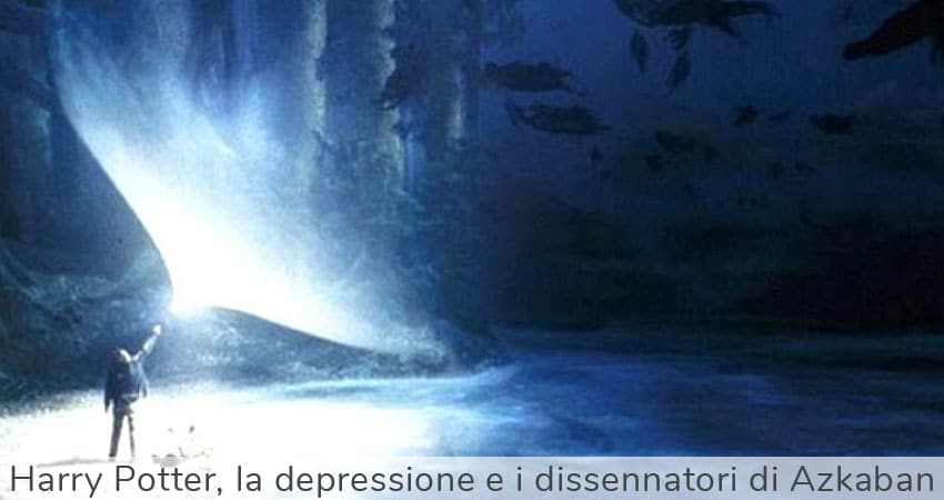 harry potter la depressione e i dissennatori di azkaban