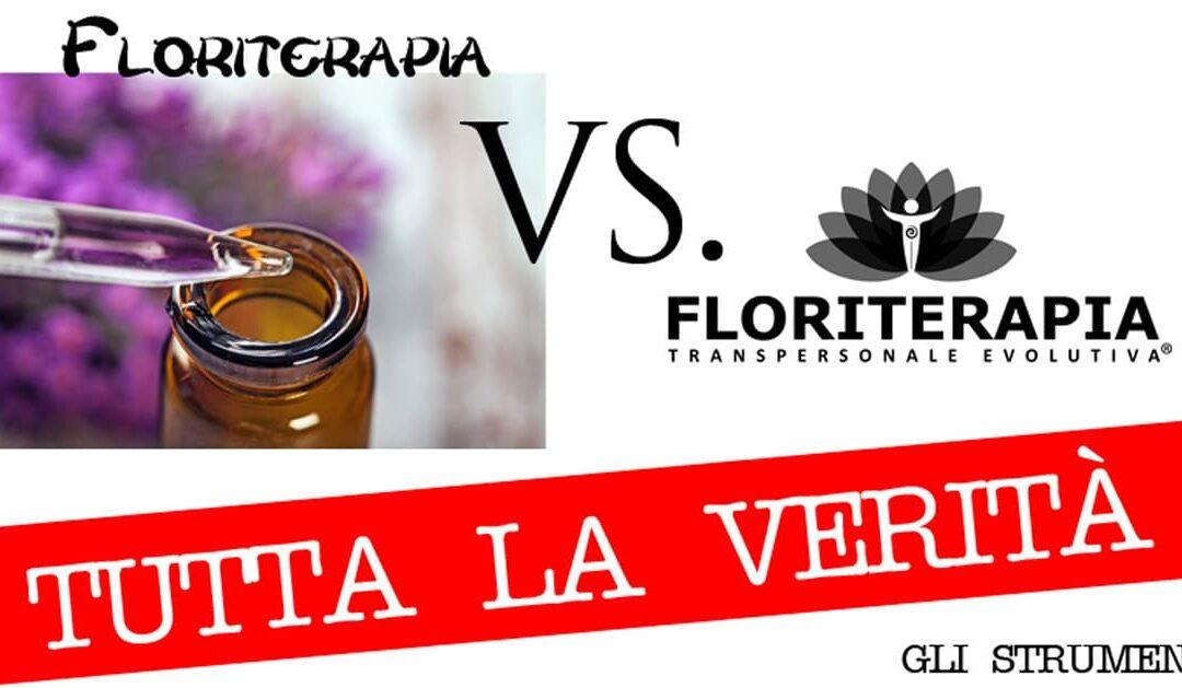 Floriterapia VS. Floriterapia Transpersonale Evolutiva® – Tutta la verità – parte 4