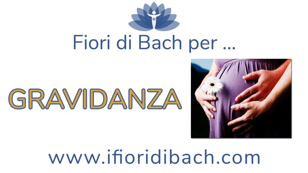Fiori di Bach per gravidanza